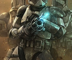 armour, attack of the clones, and star wars image