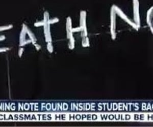 death note, goth, and header image