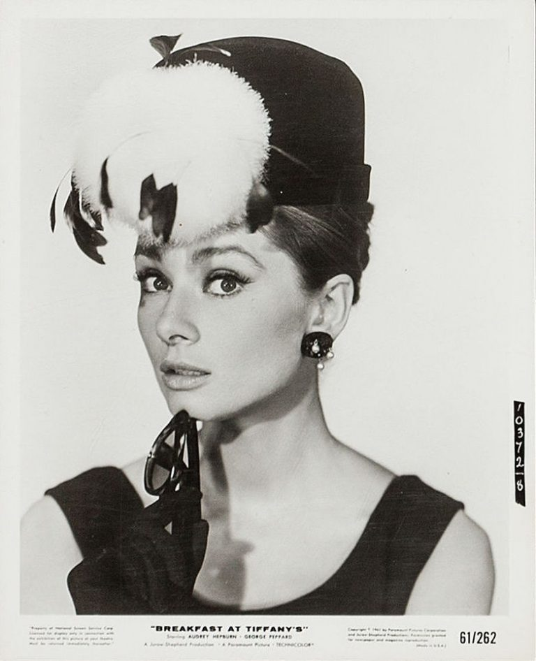 article and audreyhepburn image