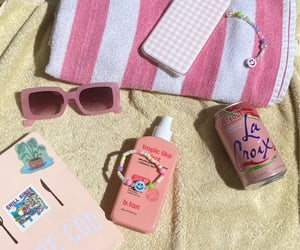 aesthetic, beach, and beauty image