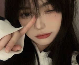 aesthetic, ulzzang, and cute image