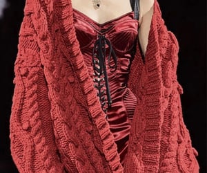fashion, runway, and D&G image