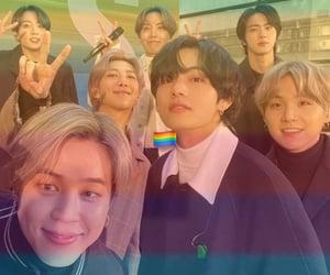gay, lgbtq, and pride image