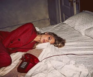 aesthetic, bed, and fashion image