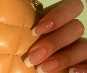 nails and french manucure image