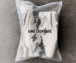 designer, new balance, and shoes image