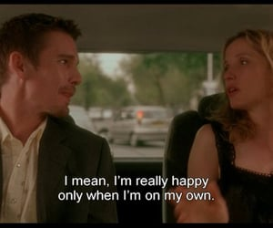 alone, before sunset, and films image