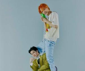 exo, sehun, and kim jongin image