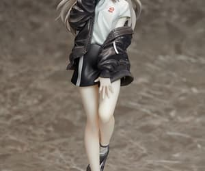 evangelion, anime figures, and asuka figure image