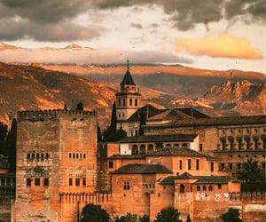 Barcelona, espana, and Granada image