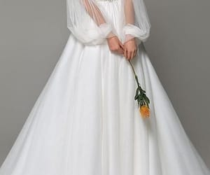 fashion and white dress image
