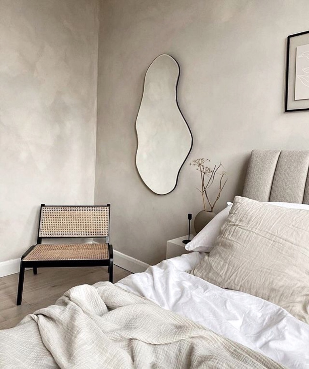 bedroom, classy, and clean image
