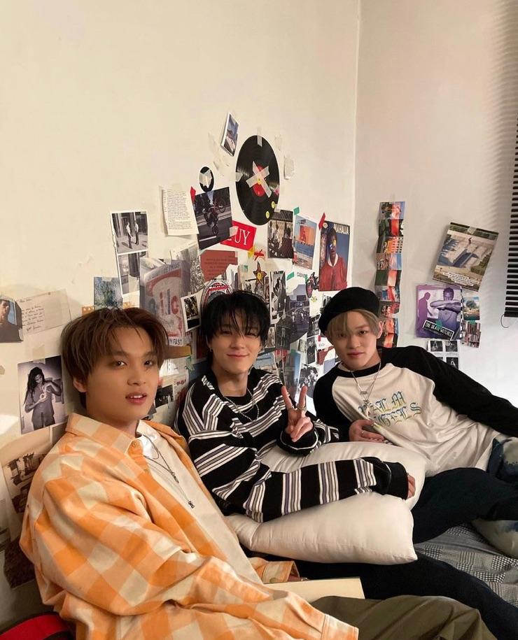 chenle, jeno, and haechan image