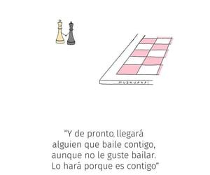 amor, bailar, and frases image