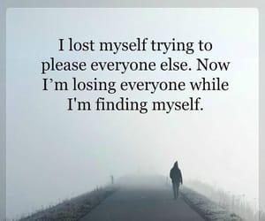 i lost myself, losing everyone, and please everyone else image