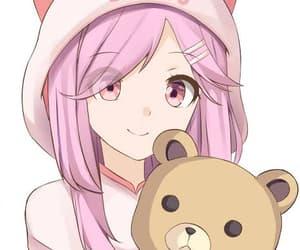 cute, anime, and cutie pie image