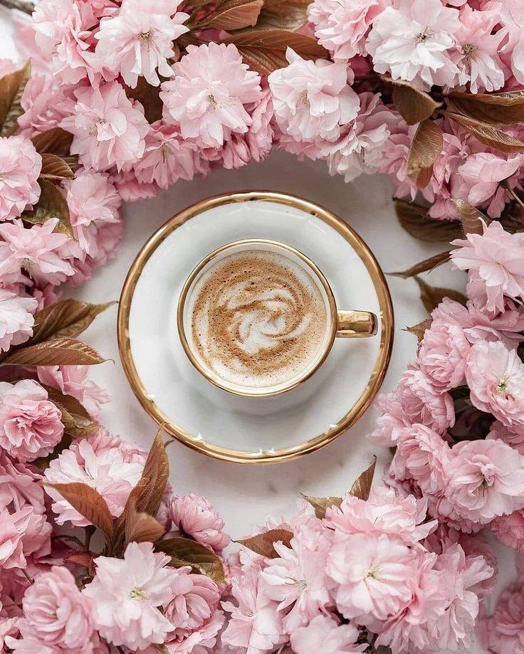 coffee, heart, and coffee break image