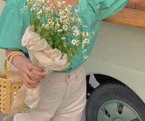 flowers, korea, and summer image
