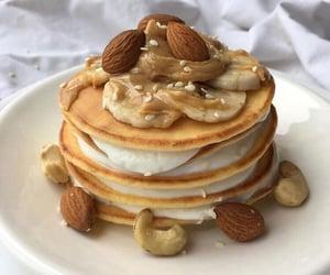 baking, cream, and dessert image