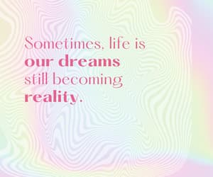 beauty, dreams, and motivation image