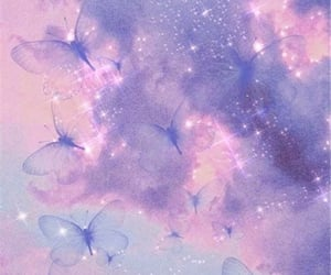 aesthetic, background, and purple image