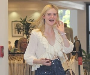 Elle Fanning, teen spirit, and the great image