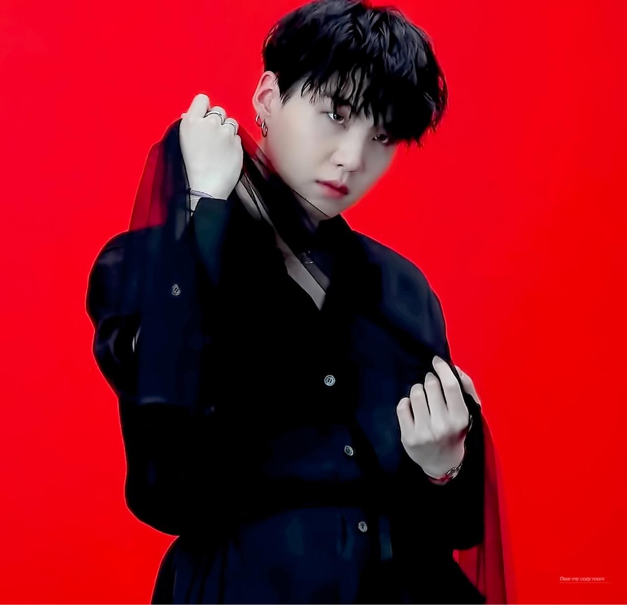 korean, model, and yoongi image