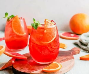 cocktail, summer drinks, and Cocktails image