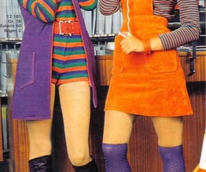 60s, 70s, and fashion image