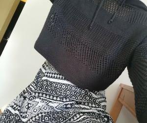 ana, blah, and dress image