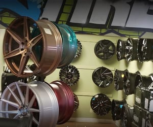 4 wheel rims and tires, new car rim cost, and tire shop vaughan image