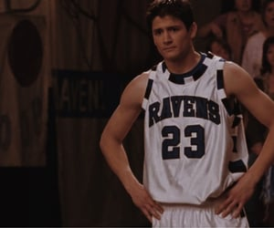 nathan scott, Basketball, and one tree hill image