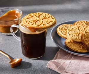 biscuits, espresso, and coffee image