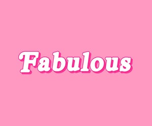 aesthetic, fab, and pink image