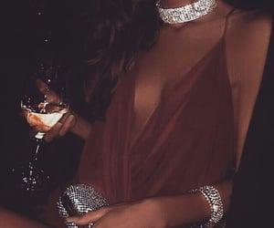 fashion, goals, and wine image
