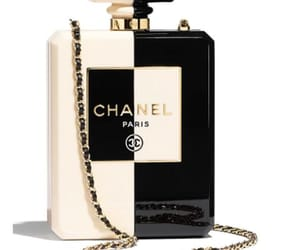 bag, clutch, and chanel image