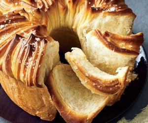 milk bread and pull apart bread image