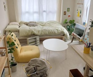 aesthetic, home, and room image