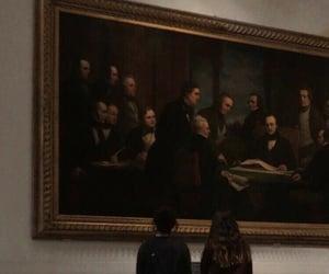 dark academia, art, and aesthetic image
