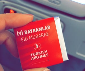 airplane, turky, and airport image