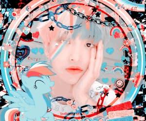 aesthetic, gif, and seonghwa image
