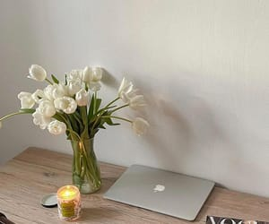 flowers, home, and mood image