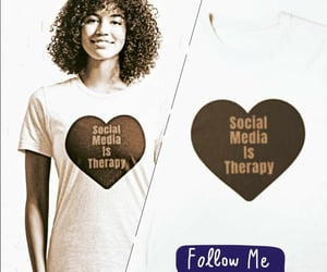 fashion, therapy, and graphic art image