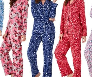 ladies pyjama sets, cute pj sets, and cute cheap pyjamas image