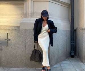 chic, street style, and fashion style mode image
