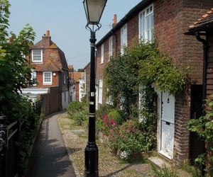 rye and sussex england image