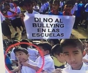 memes, meme, and bullying image
