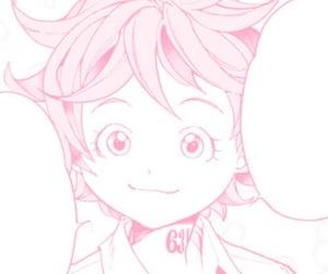 emma, tpn, and manga image