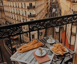 aesthetic, view, and paris image