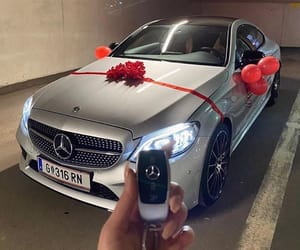 car, gift, and luxury image